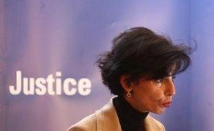 Rachida Dati, ministre de la Justice, tête de liste dans le VIIe arrondissement de Paris
