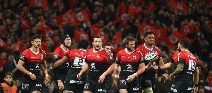 Les joueurs du Stade Toulousain ont lancé une cagnotte pour venir en aide aux hôpitaux de Toulouse.