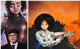 Le mangaka Yukito Kishiro dessine Gally depuis 30 ans dans les séries «Gunnm»