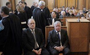 Le jugement des responsables d'une épidémie de légionellose qui avait fait 14 morts fin 2003-début 2004 dans le Pas-de-Calais en France laissait jeudi un sentiment d'amertume aux familles, malgré la condamnation d'industriels à des peines d'amendes maximales.