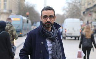 Aziz Skalli, référent départemental de la République en marche de la Gironde.