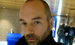 Florent Babillote, 37 ans, a écrit deux ouvrages sur sa maladie, la schizophrénie.