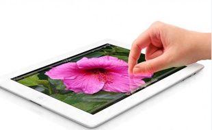 Le nouvel iPad, présenté le 7 mars 2012, propose un écran à la résolution quatre fois plus élevée.