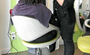 Moins de bruit et d'odeurs, le salon de coiffure écolo est aussi plus agréable.