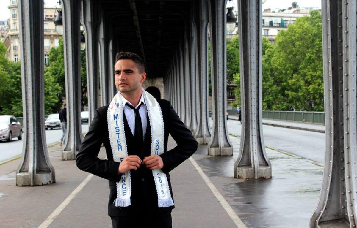 Le Lyonnais Kevin Petit défendra les couleurs de la France au concours Mister World sourd à Pragues – Miss & Mister France sourds