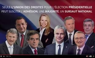Capture d'écran du site http://operation-voscouleurs.fr/.