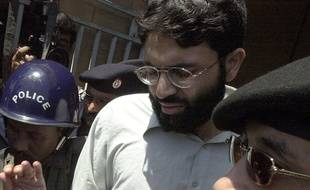 Omar Sheikh, de son vrai nom Ahmed Saeed Sheikh, a vu sa peine commuée à 7 ans de prison.
