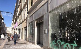 De nombreux commerces du centre-ville de Marseille vont fermer