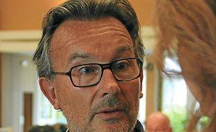Jacques Delanoë, présidentdu comité d'experts sur le gentilé.