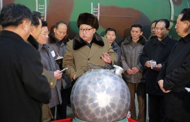 Kim Jong-un en 2016.