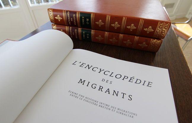 L'Encylopédie des Migrants compile 400 témoignages de migrants recueillis dans huit villes d'Europe.