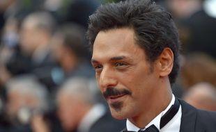 Tomer Sisley au Festival de Cannes, le 12 mai 2016.
