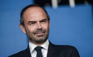 Le premier ministre Edouard Philippe, photographié le 9 septembre 2017 à Pau.
