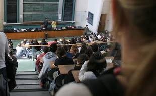 Lorraine: Près de 400 étudiants disent avoir été victimes de harcèlement sexuel à l'université (Illustration)