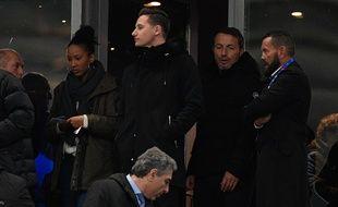 Florian Thauvin n'a disputé que 10 minutes avec l'OM cette saison.