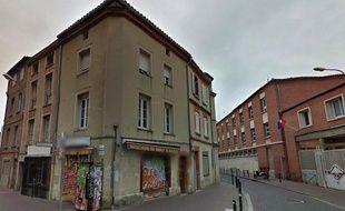 La rue Merly, à Toulouse.