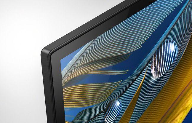 La Série OLED A80 J intègre le processeur XR Cognitive de Sony.