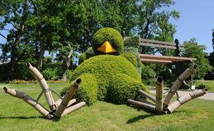 Voyage à Nantes: Une piscine géante pleine de coussins (et de ...