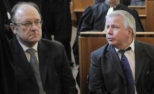 L'ancien dirigeant de la société Noroxo a douté lundi de la responsabilité de son usine dans l'épidémie de légionellose qui a fait 83 victimes, dont 14 morts, fin 2003-début 2004 dans le Pas-de-Calais, au premier jour de son procès devant le tribunal correctionnel de Béthune.