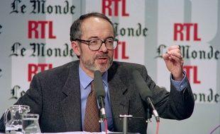 L'ancien ministre de l'Intérieur socialiste Philippe Marchand.