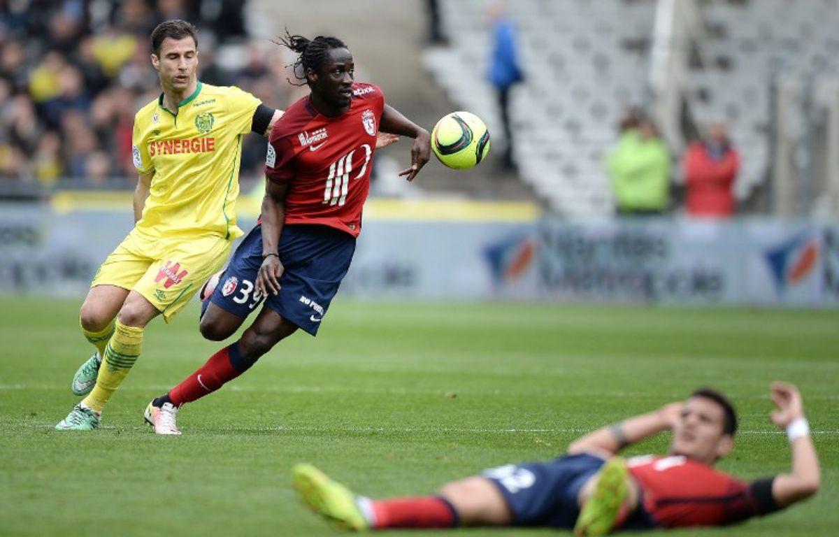 Victoire logique du Losc à Nantes ce dimanche. – JEAN-SEBASTIEN EVRARD / AFP