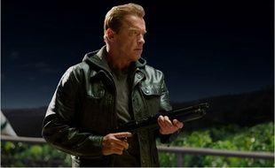 Arnld Schwarzenegger dans Terminator Genisys