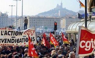 Les manifestations dans les grandes villes ont connu jeudi une affluence supérieure au 29 janvier, selon des chiffres de la police et des organisateurs collectés par les bureaux AFP.