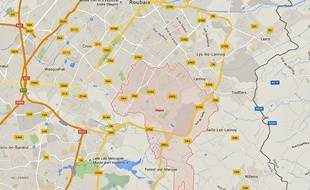 La commune de Hem, près de Roubaix, dans le Nord.