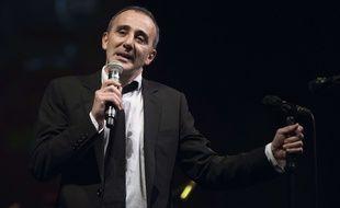 L'humoriste Elie Semoun