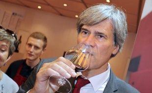 """Le ministre de l'Agriculture Stéphane Le Foll a inauguré dimanche à Bordeaux le plus grand salon mondial des vins et spiritueux, Vinexpo, en appelant la filière à une """"transparence totale"""", face aux soupçons de dumping émis par la Chine alors que la France a plus que jamais besoin d'équilibrer sa balance commerciale."""