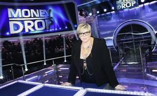 "Laurence Boccolini présente ""Money Drop"" sur TF1"