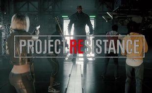 Capcom lève le voile sur un nouveau Resident Evil multijoueur