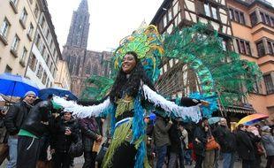Strasbourg: Le carnaval annulé à cause de la météo (Archives)