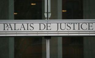 Façade du palais de justice de Toulouse (Archives