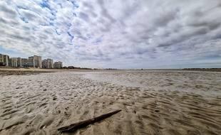 La plage de Malo-les-Bains, à Dunkerque (illustration).