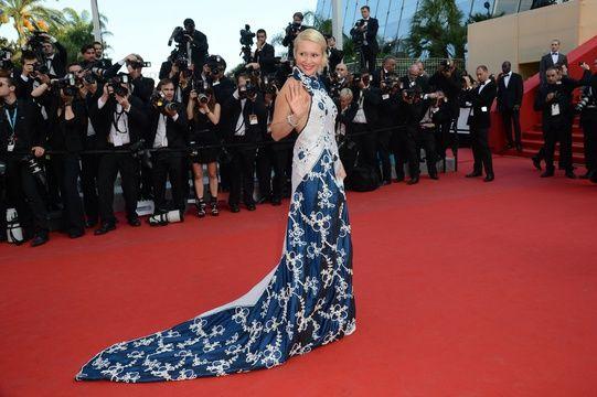 Tatiana Laurence  à Cannes en 2021. (Archives)