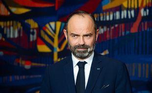 Edouard Philippe, le 20 janvier 2020 à Matignon.