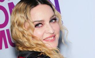 Madonna aux Billboard Women In Music 2016
