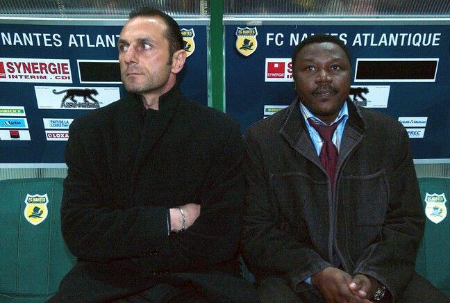 Le duo de 2007 Der Zakarian-N'Doram.
