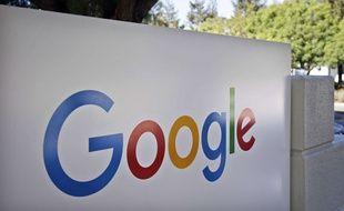 Au siège de Google, à Mountain View, en Californie.