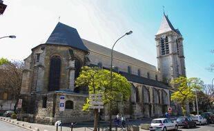 Sid Ahmed Ghlam est soupçonné d'avoir voulu viser l'église Saint-Cyr Sainte-Julitte en 2015 à Villejuif, en banlieue parisienne.