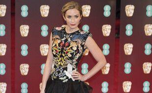 L'actrice Emily Blunt