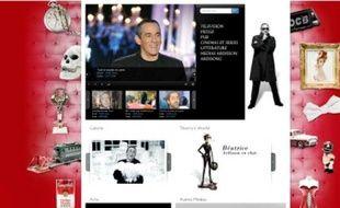 Le site Web d'Ardisson aété conçu avec l'INA qui a numérisé les archives de l'animateur.
