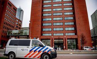 Une voiture de police aux Pays-Bas (image d'illustration).