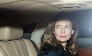 Valérie Trierweiler est arrivée à Bombay en Inde dimanche 26 janvier 2014.
