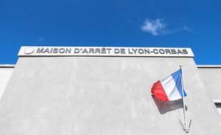 Photo d'illustration de la maison d'arrêt de Lyon-Corbas.
