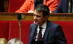 L'ex-Premier ministre Manuel Valls, nommé rapporteur du projet de loi sur le référendum d'indépendance en Nouvelle Calédonie.