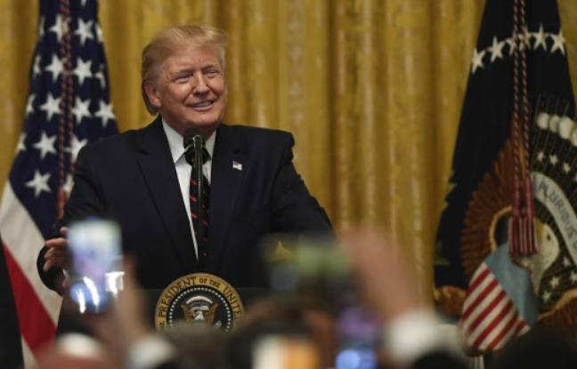 Etats-Unis: Donald Trump contre-attaque après la procédure de destitution lancée par les démocrates