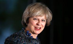Theresa May le 1er octobre 2016 à Birmingham.