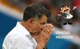 Juan-Carlos Osorio, le bon génie du Mexique.